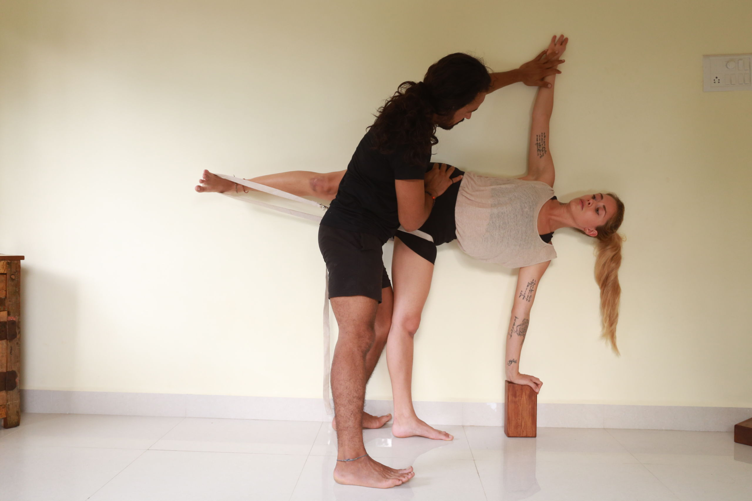 Personal Yoga Training 2