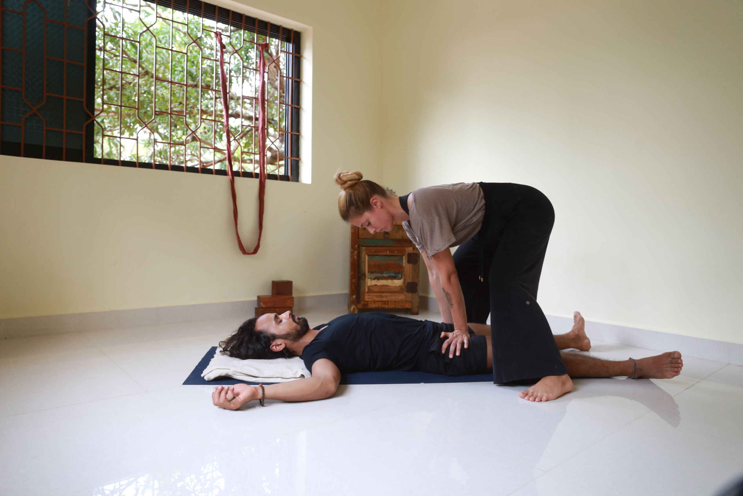 Body & Massage Workshop 5