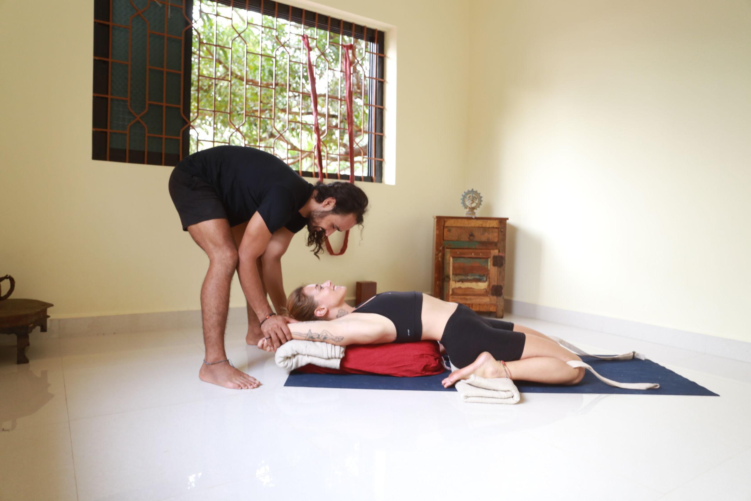 Personal Yoga Training 1
